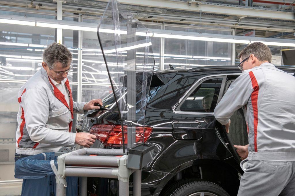 fabryka Audi