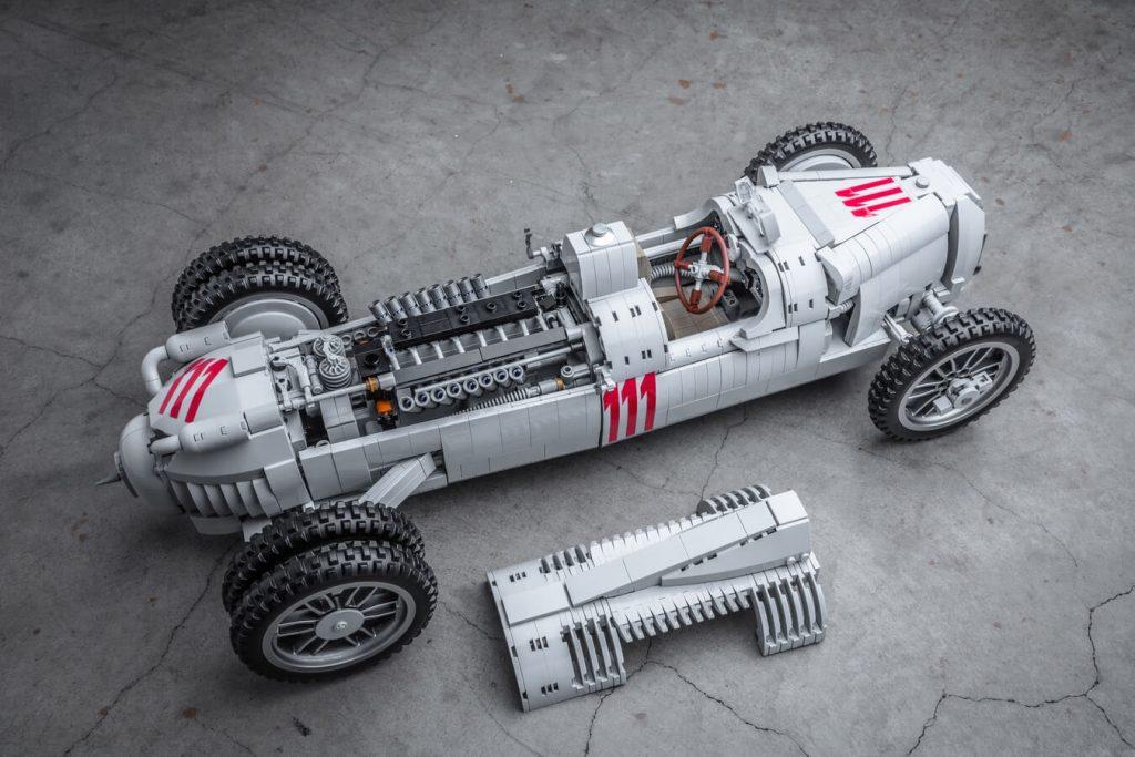 Auto-Union Type C 1:18