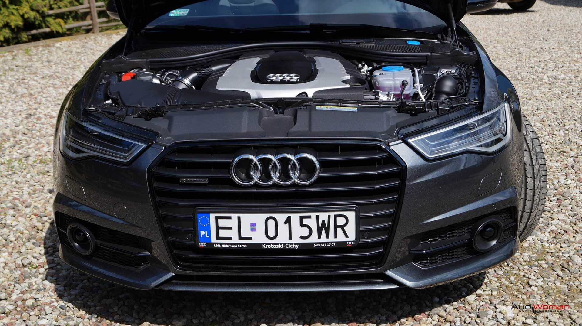 Audi A6 C7 Competition