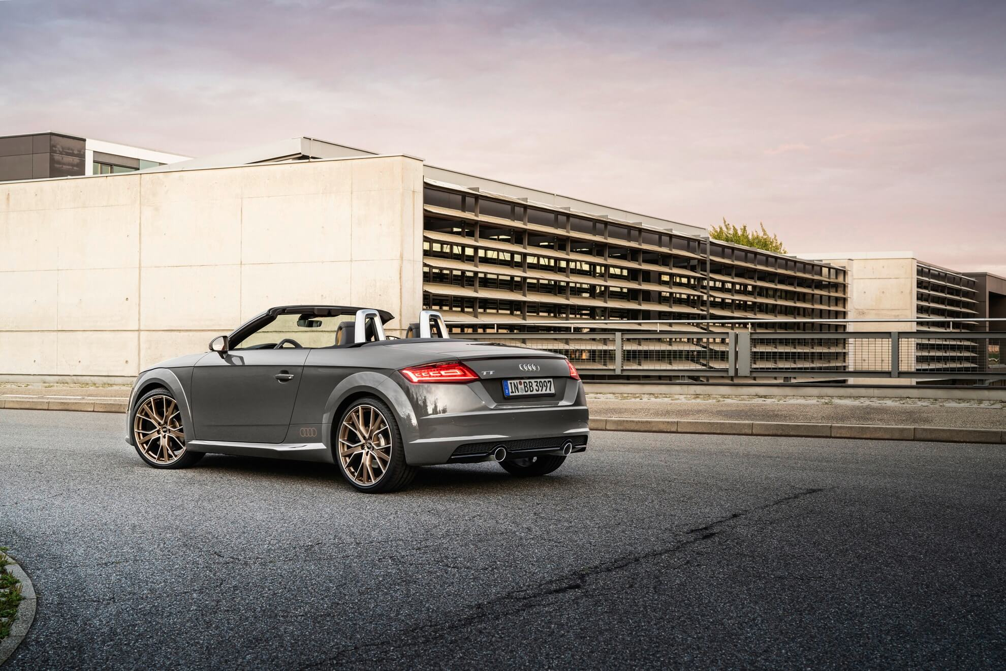 Audi Competition Plus